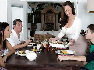 milf big tits Kendra Lust & Jordi El Nino Polla in Kendras Thanksgiving Stuffing - Brazzers