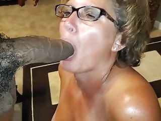 mature blowjob Granny needs her Hung Black man For Dinner