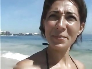 blowjob amateur AMAZING sex with Brazilian MILF